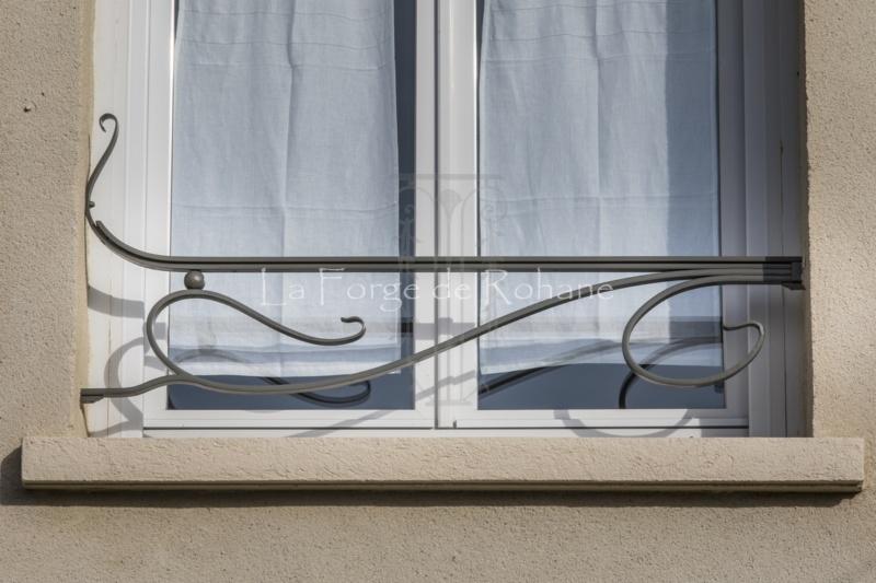 garde corps et grilles de fen tre la forge de rohane. Black Bedroom Furniture Sets. Home Design Ideas