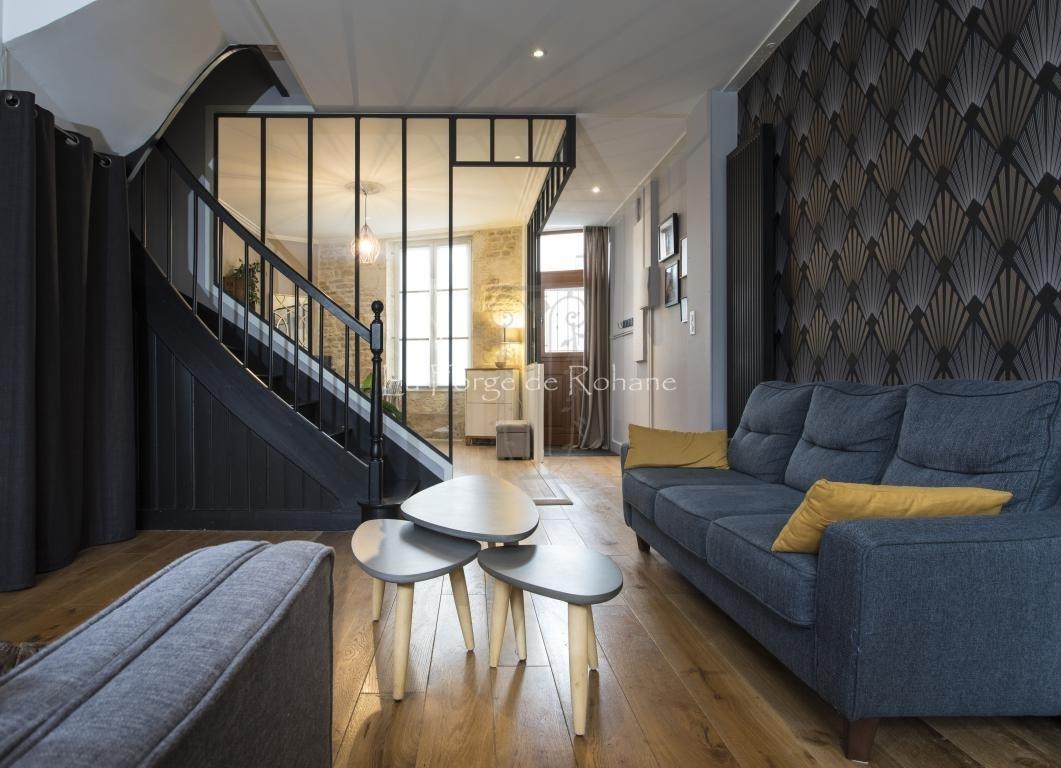 verri re la forge de rohane. Black Bedroom Furniture Sets. Home Design Ideas
