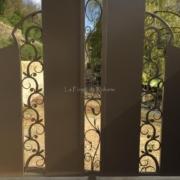 Détail portail