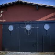 portail coulissant pour garage